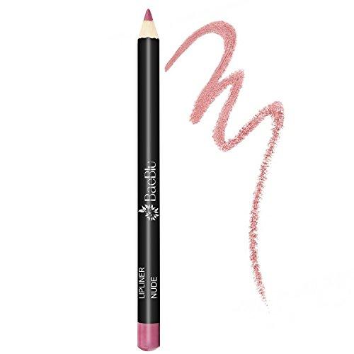 Best Natural Vegan Lip Liner Pencil by BaeBlu, Nude