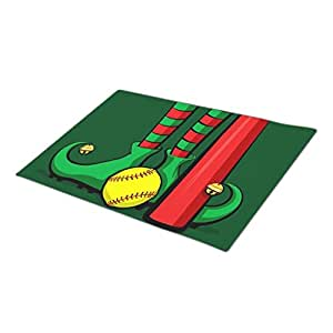 WYD-A Christmas Funny Door Mat Blank One size Sport