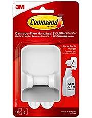 Command Spray Bottle Hanger, 1-Hanger, 2-Large Strips (17009-ES)