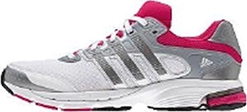 adidas - D67767 mujer - White / Grey / Pink
