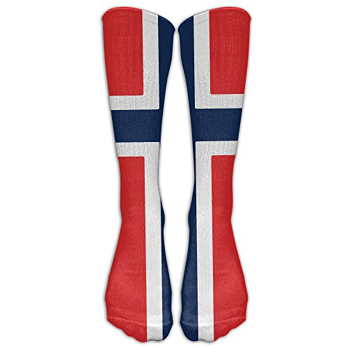 Personality Norway Flag Type Long Stocking Casual Crew - Online Norway Shopping