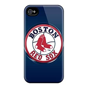 Forever Collectibles Boston Red Sox Hard Snap-on Samsung Galaxy Note4