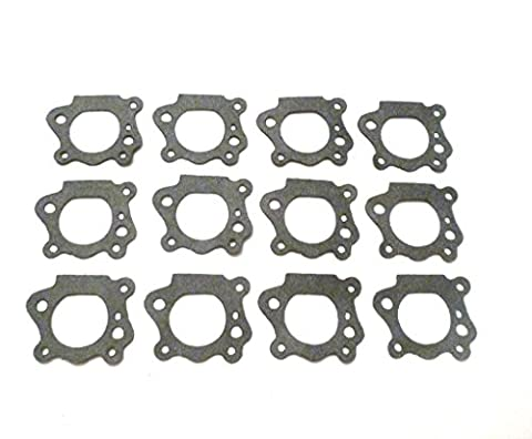 M-G 330N12-12 Air Filter Carburetor Mount Gaskets for Briggs & Stratton (Air Cleaner Mount)