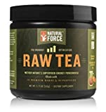 Natural Pre Workout Powder, Raw Tea Peach Flavor - Best...