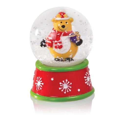 Christmas Snow Globe [Styles können variieren] Christmas Shop 13087