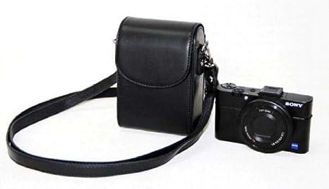 TZ80 and TZ100 Panasonic Case for TZ60 TZ70 Black