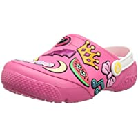 Crocs Kids' Boys and Girls Fun Lab Playful Patches Clog
