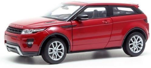 Range Rover Evoque White opening front doors Diecast 1-34 Scale  Mib