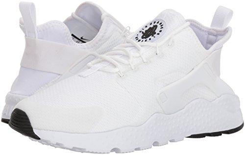 Nike Mujer W Blanco Zapatillas black Huarache white white white Air WnZS7vrn