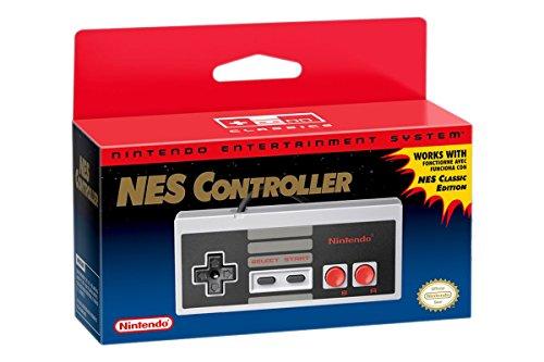 Nes Nintendo Entertainment System - Nintendo Classic Mini: Nintendo Entertainment System (NES) Controller