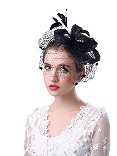 Merya (Black Derby Hats)