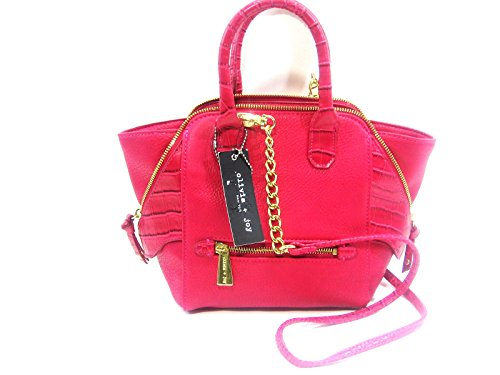 olivia-joy-valerie-double-handle-satchel-handbag-purse-fuchsia
