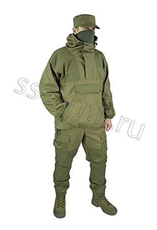 Traje Militar Ruso Gorka-C (SSO) por SSO/SPOSN: Amazon.es ...