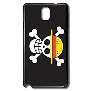 One Piece Flag Interior Case Cover For Samsung Note 3 - Cover