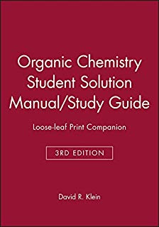 Amazon macroscale and microsale organic experiments fifth organic chemistry student solution manual study guide loose leaf print companion fandeluxe Gallery