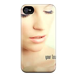 ZxHWAYK5339AQWgr MarilouLCarlson Your Love Is Jewel Durable Iphone 4/4s Tpu Flexible Soft Case