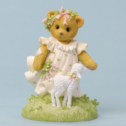 Cherished Teddies An Irish Breeze Puts The Soul At Ease (St Pats Figurines)