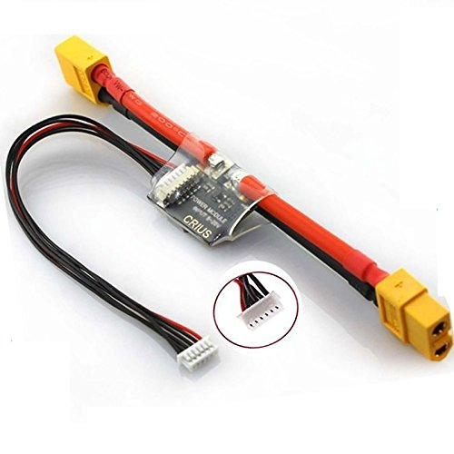 HobbySoar Power Module Output BEC 3A with XT60 Plug for APM2.5.2 APM2.6 Pixhawk Flight Controller