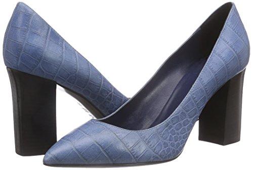 princess85c Tacón Polliniscarpad Mujer Zapatos De Blau avio Avio cocco St Azul dqnnwxHR4