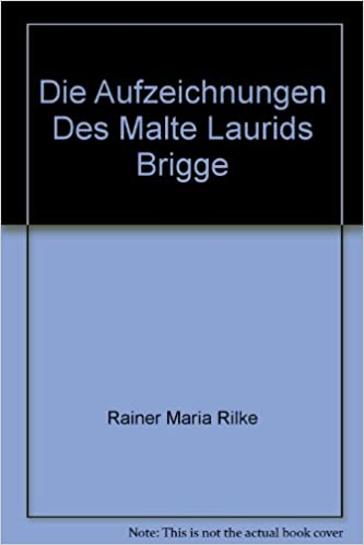 The Notebooks Of Malte Laurids Brigge Epub Download