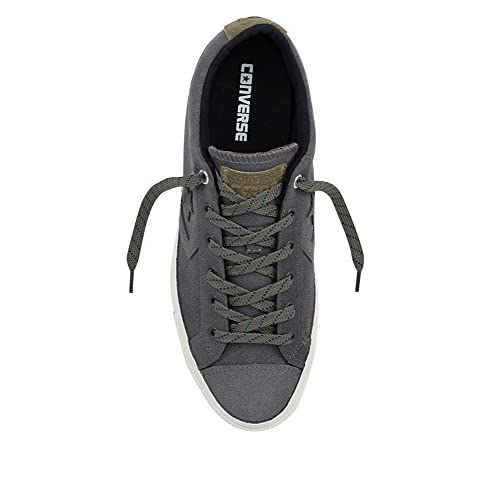 outlet store 2b2f6 ff9ba 60%OFF Converse Homme Star Player Suede Ox Formateurs, Gris