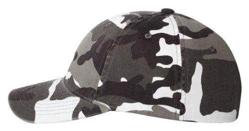 Flexfit Yupoong Cotton Camouflage Garment Washed Camo (Camo Garment)