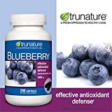 TruNature Blueberry Standardized Extract 1000 mg – 200 Softgels, Health Care Stuffs