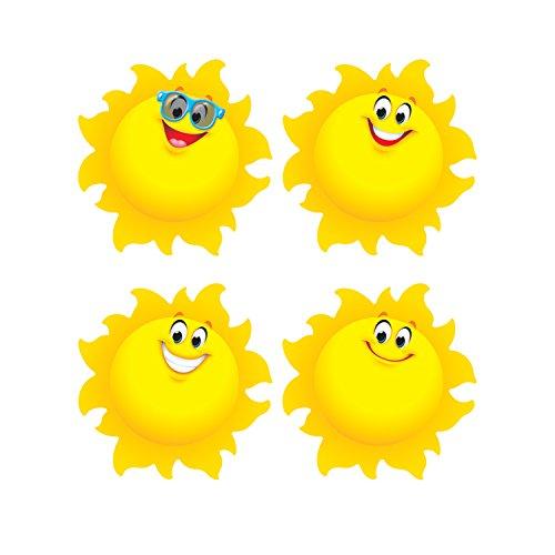 TREND enterprises, Inc. Suns Mini Accents Variety Pack, 36 ct