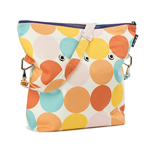 Yarn Pop Totable Knitting Bag - Wildberry by Yarn Pop