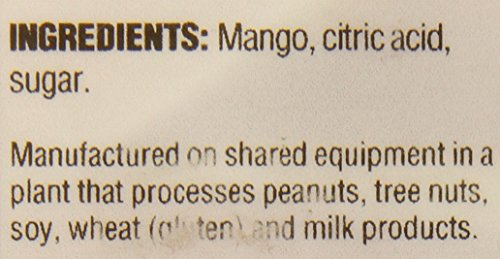 Woodstock All-Natural Mango Slices, Low Sugar, 7.5 Ounce by Woodstock (Image #2)