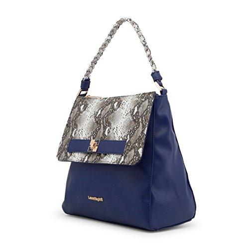 femme détail serpent imprimé bag bleu Tote Buzzao ZanUzxq
