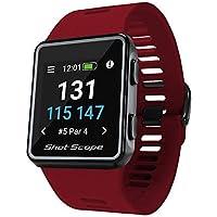 Reloj GPS Shot Scope G3 - F / M / B + Distancias de Peligro - Aplicaciones iOS y Android - Pantalla a Color - Más de 36…
