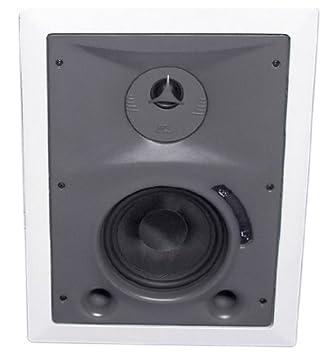 Amazoncom MTX H625WE In Wall Speaker Blueprint Home Series