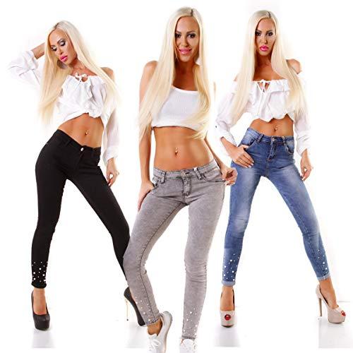 Femme Femme Jeans Jeans Fashion Fashion OSAB OSAB Bleu qCZwYd