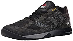 Reebok Men's R Crossfit Nano 5.0 Training Shoe, Polar Blue/Black/Neon Cherry/Flat Grey, 7 M US