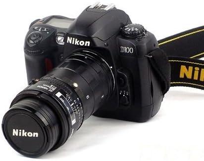 Tubos de extensión para fotografía Macro para Nikon 100% Metal ...