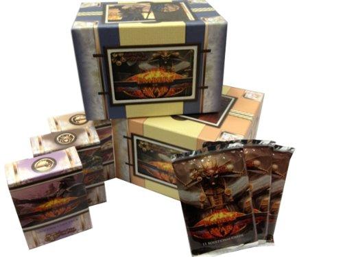 l5r ccg embers war starter display aeg