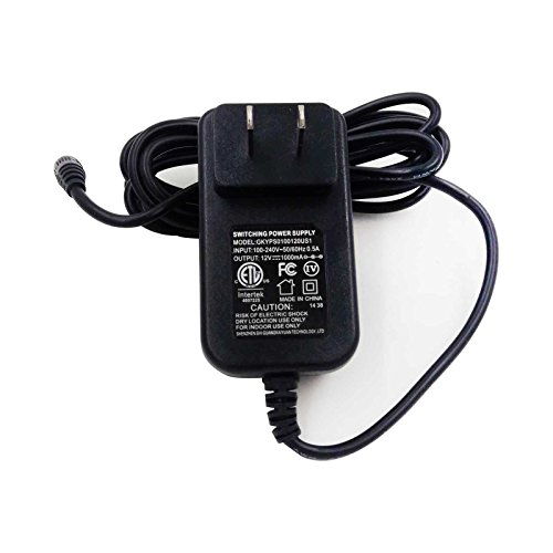 Huion Travel Charger Wall US Charger 12V DC Power Adapter For Huion A2 A3 A4 Light Boxes ()