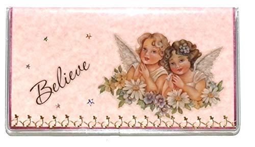 2 Year 2019-2020 Angel Believe Checkbook Calendar Planner & Note Pad … ()