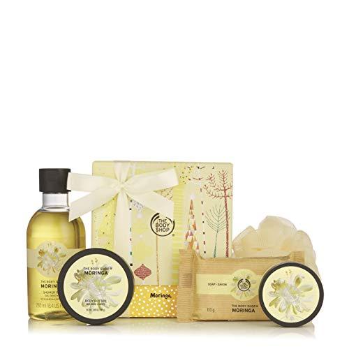 (The Body Shop Moringa Festive Picks Gift Set )