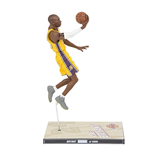 McFarlane Toys NBA Kobe Bryant Los Angeles Lakers Limited Edition Collector's Action Figure ()