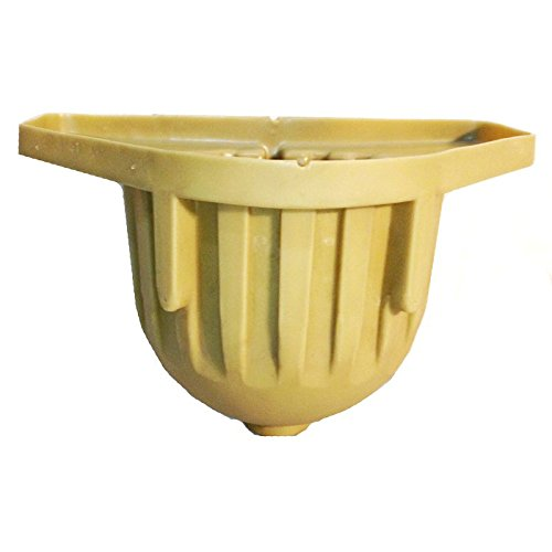 High Country WFD-T Wall Feeder with Drain, Tan