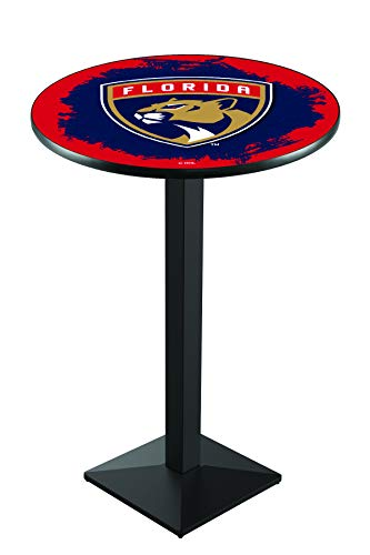 - Holland Bar Stool L217 NHL Florida Panthers Officially Licensed Pub Table, 28