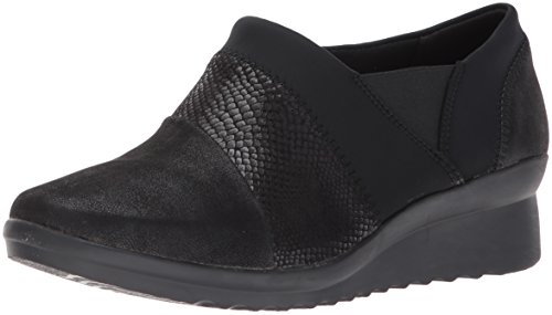 Image of CLARKS Women's Caddell Denali Slip-On Loafer