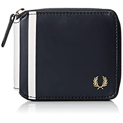 Fred Perry Men's Zip Around Wallet