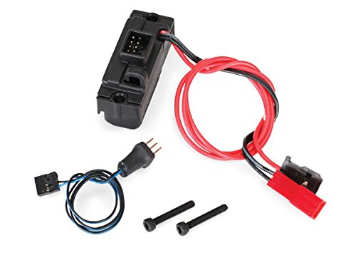 Supply Wiring - Traxxas 8028 LED Light Regulated Power Supply, Black