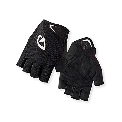 Giro Women's Tessa Gloves, Black/White, Medium