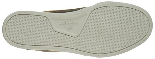 Lacoste Mens Meyssac Deck 116 1 Fashion Sneaker Donkerbruin
