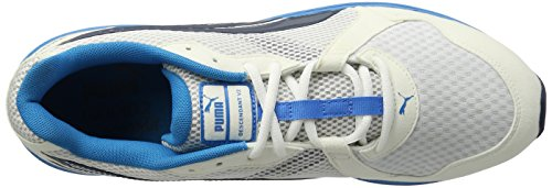 Puma Descendant v2 - Zapatillas para hombre white-majolica blue