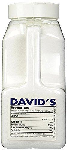 David's Kosher Salt The Versatile Gourmet Salt Of Choice 40 Oz. (Pack Of 3.)